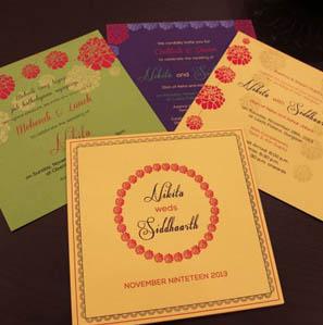 Invitations & Favors