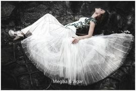 Megha and Jigar - bridal-wear in Delhi NCR