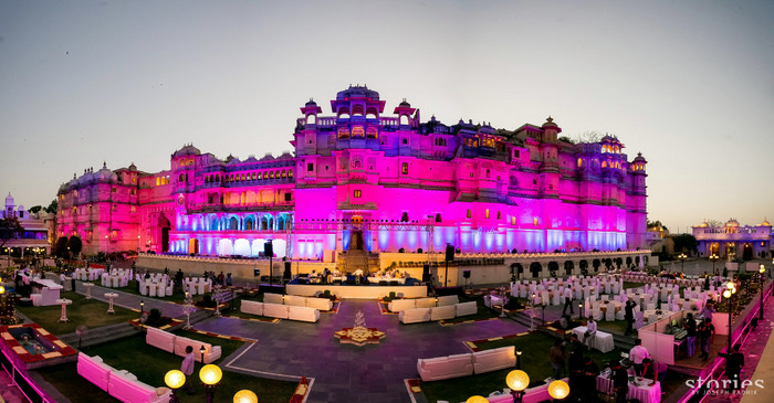 Image result for City Palace in Udaipur wedding images