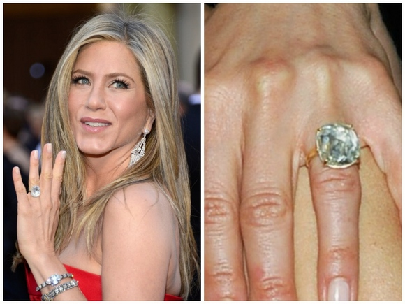 Jennifer Aniston Enementring1 Princess Cuts And Platinum Best Hollywood Bollywood Enement