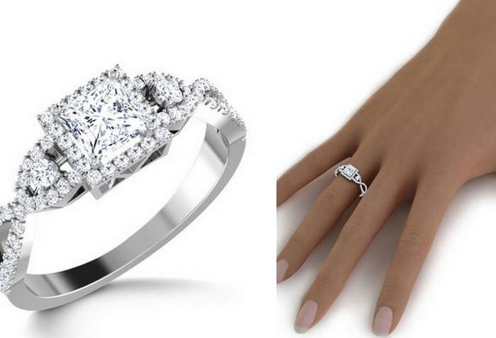 10 Gorgeous Budget Engagement Rings You Can Buy Online! (YAY YAY ... 3141d7eab