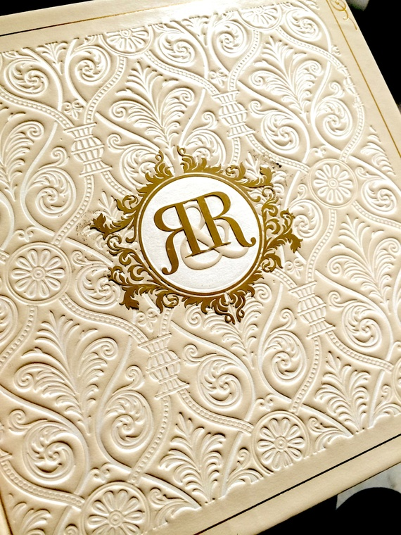 Wedding Card Dictionary Printing Terms You Should Know So You Don T