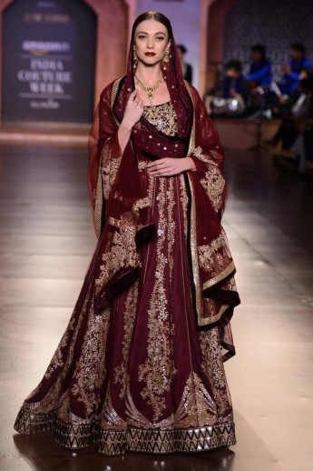 Amazon India Couture Week Collection From Reynu Tandon