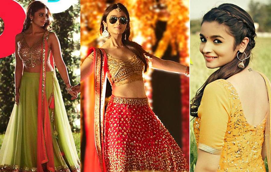 8 Bollywood Brides With Steal Worthy Bridal Inspiration Wedmegood