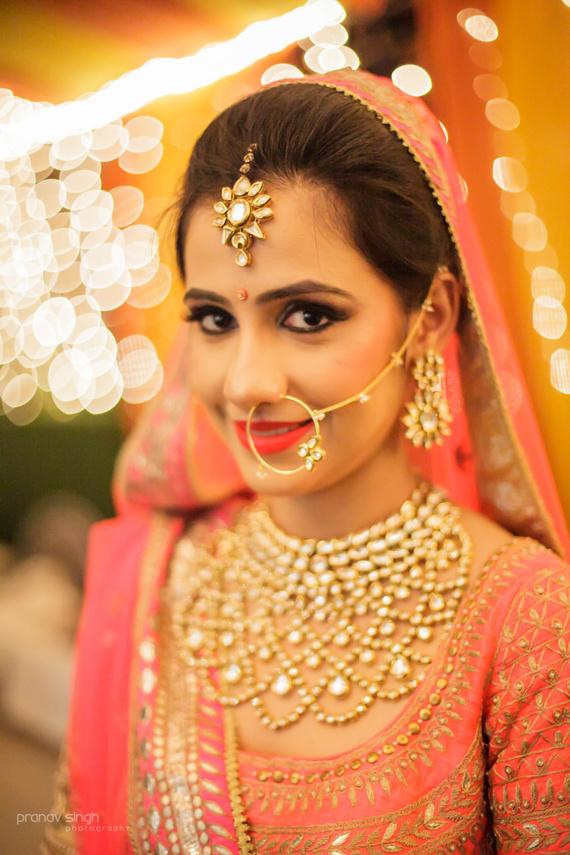Muslim Wedding Makeup : Bridal Makeup For Indian Muslim Bride - Makeup Vidalondon
