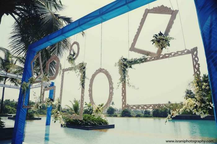 Stylish goa wedding with quirky elements wedmegood stylish goa wedding with quirky elements junglespirit Gallery