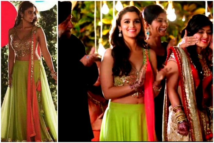 Unconventional Lehenga Colours Bollywood Gave The World ...