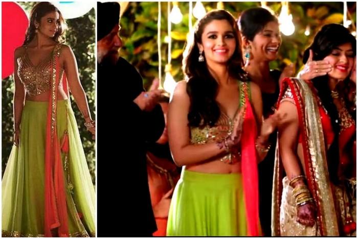 Unconventional Lehenga Colours Bollywood Gave The World ...