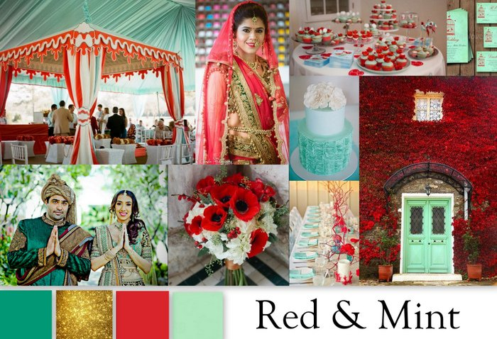 6 Unusual Wedding Colour Combinations To Bookmark You Wouldnt Have