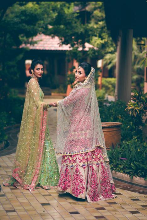 5 - Shreya getting ready+bridal shots - 101