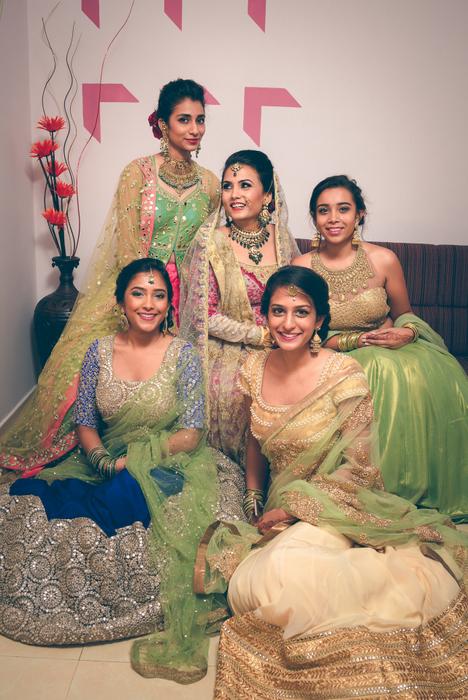 5 - Shreya getting ready+bridal shots - 141
