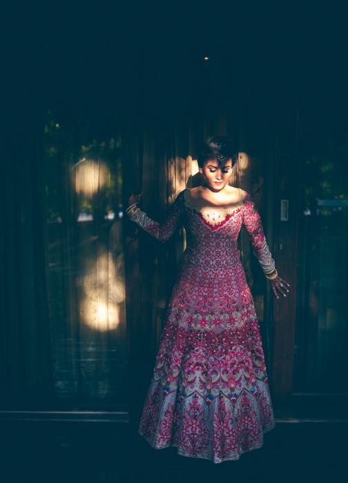 5 - Shreya getting ready+bridal shots - 19