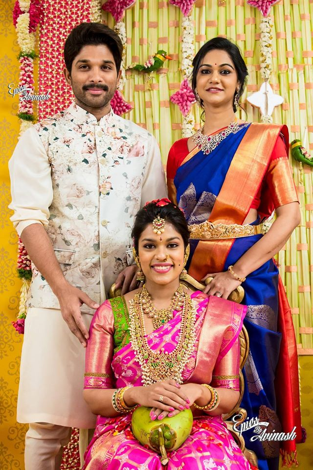 All You Need To Know About Sreeja's Wedding (Chiranjeevi's
