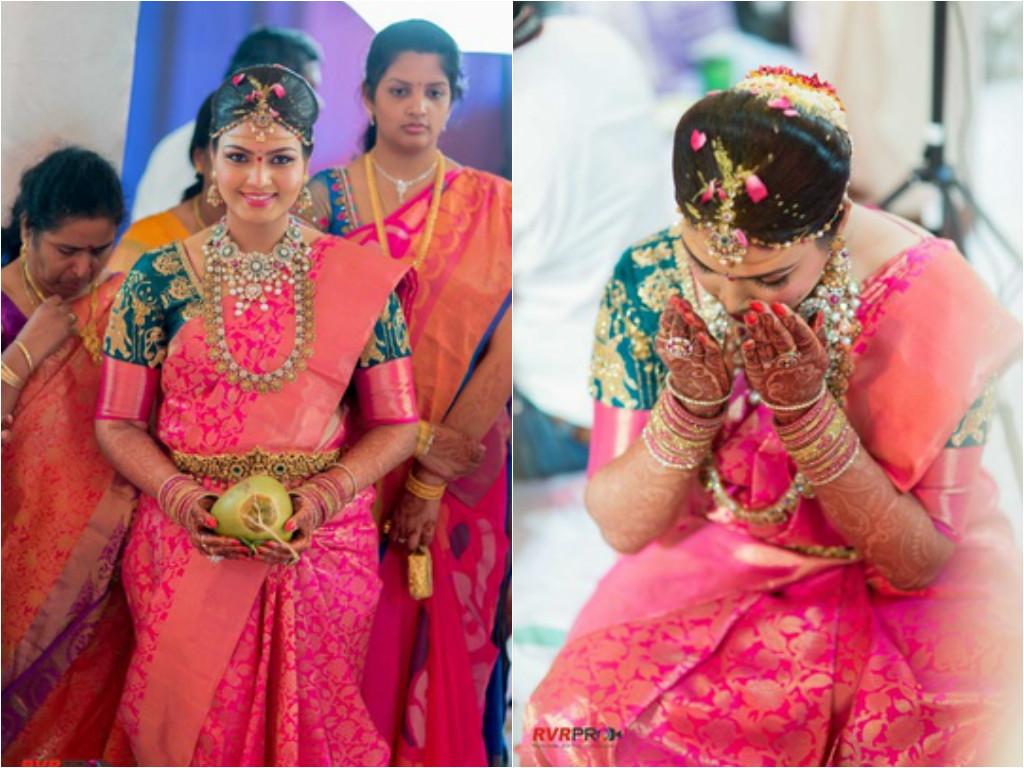 Kanjeevaram Brides On Wmg That Redefined South Indian Weddings