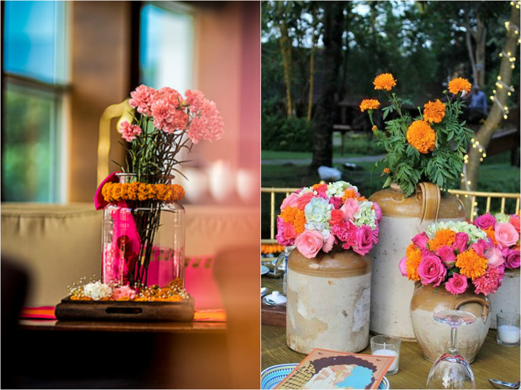 Flower Ideas For Home Decoration: Old-School Wedding Decor Items That Are Making A Comeback
