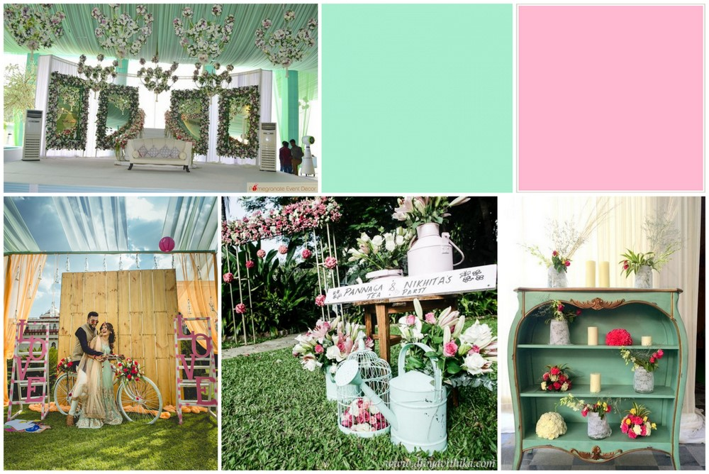 Unusual Wedding Colour Themes To Use For Day Weddings Wedmegood
