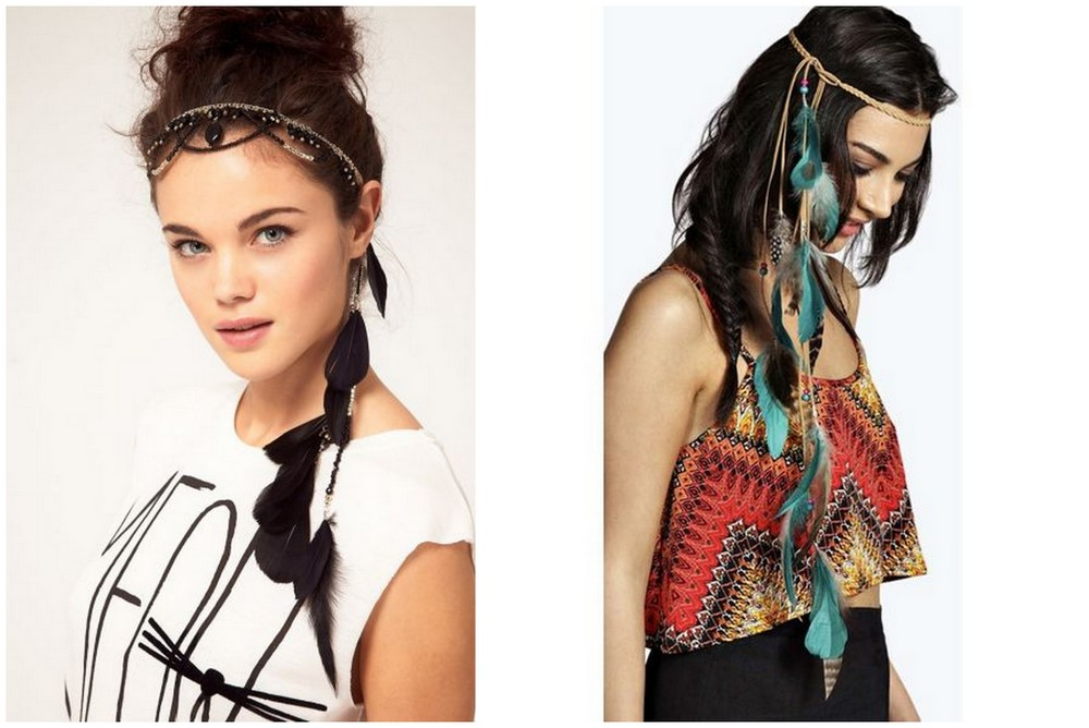 All the modern hair accessories a girl needs at her for All modern accessories