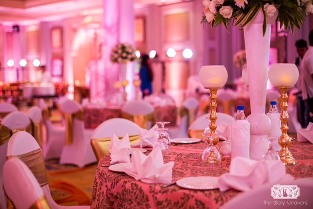 Save and splurge wedding decor themes for every budget wedmegood atisuto events decor budget under rs 2 lakh shabby chic theme wedding where we used a lot of rustic elements to give the wedding a very vintage vibe junglespirit Image collections