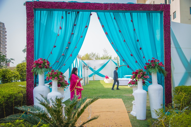 The Most Unique Mehendi Decor We Spotted At Weddings These