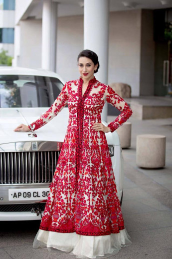 Here Is How To Wear Red Differently At Your Wedding | WedMeGood