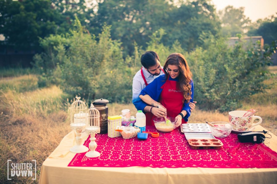 The Most Unique Pre Wedding Shoot Themes Of The Month Wedmegood