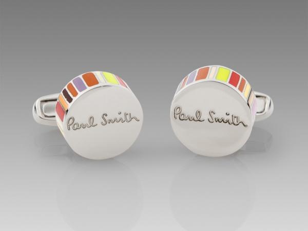 Paul-Smith-Multi-Stripe-Edge-Cufflinks