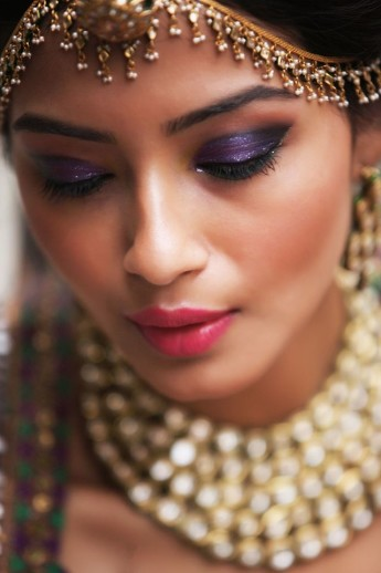 Five Makeup Tips From A Pro Makeup Artist: Five Mehendi Makeup Looks That Are As Easy As They Are